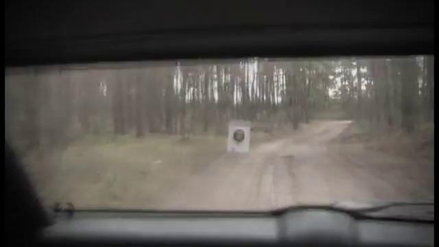 W ramach akcji powstał też film opowracającej pralce.