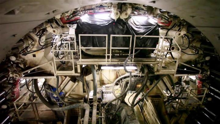 Film promocyjny GIK zprzebiegu budowy pierwszej nitki tunelu pod Martwą Wisłą.