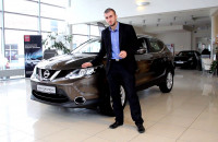 2014 Nowy Nissan Qashqai - polska prezentacja