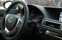 Lexus GS. Indywidualista z wyświetlaczem