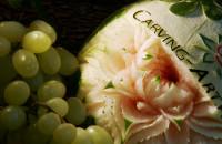 Mistrzowie rzeźby w owocach i warzywach