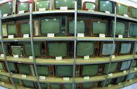 Wielka kolekcja telewizorów z PRL-u