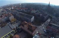 Okiem żurawia: Kuźniczki i ulice Dolnego Wrzeszcza