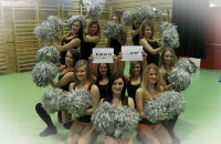 Cheerleaders Flex - spot promujący wyjazd do USA