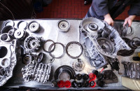 Sosnowski - naprawa skrzyń automatycznych - warsztat