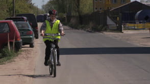 Błędy rowerzystów na trójmiejskich drogach