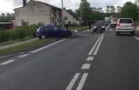 Kolizja - Droga krajowa nr 6