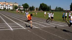 Gimnazjalne Czwartki Lekkoatletyczne - drugie zawody wiosna 2014