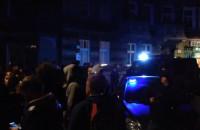 Interwencja policji na Streetwaves