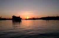 Kontenerowiec E.R.TALLINN - Port Gdynia