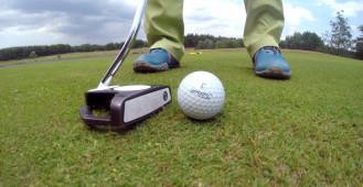 Nauka gry w golfa od podstaw