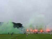 Doping podczas meczu Lechia - Panathinaikos