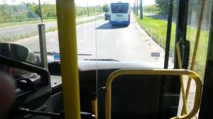 Rajd kierowcy autobusu