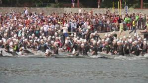 Zobacz start Herbalife Triathlon Gdynia 2014