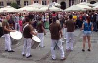 Muzyczna zapowiedź festiwalu samby