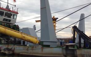 Niesamowite maszyny: pogłębiarka ssąco-refulująca