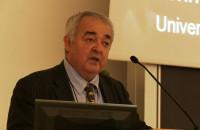Ian Angell - wykład futurologa