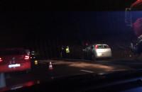 Sobota 21:30 - wypadek na obwodnicy