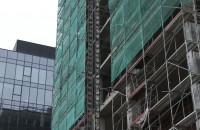 Postęp prac budowlanych kompleksu Alchemia