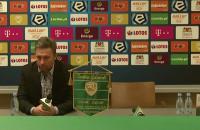 Trenerzy po meczu Lechia Gdańsk - Górnik Zabrze