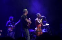 """Neuza śpiewa z publicznością """"Sodade"""""""