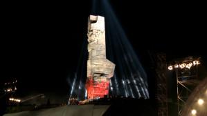 Obchody 70. rocznicy zakończenia II Wojny Światowej na Westerplatte