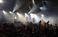 Mumford and Sons na Open'erze 2015