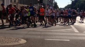 """Start XXI Polpharma Maratonu """"Solidarności"""" w Gdyni"""