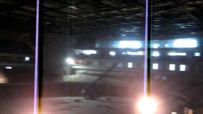 Ergo Arena pół roku przed otwarciem