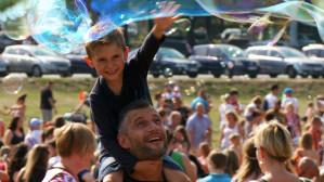 Festiwal Baniek Mydlanych