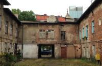 Opuszczony budynek we Wrzeszczu