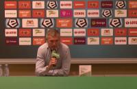 Trenerzy po meczu Lechia Gdańsk - Korona Kielce