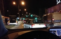 Po wypadku przy Centrum Morena