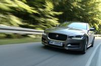Jaguar XE: brytyjski kot w akcji