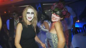 Halloween w Róży Wiatrów - Nocne życie Trójmiasta