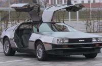 """Samochód z """"Powrotu do przyszłości"""""""