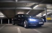 Testy nowego BMW serii 7
