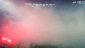 Przerwany mecz Lechia Gdańsk vs. Lech Poznań