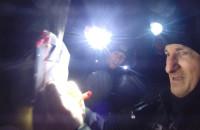 Nocne Marsze na Orientacje pt. Darżlub 2015