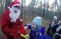 Poszukiwania Mikołaja w gdyńskich lasach