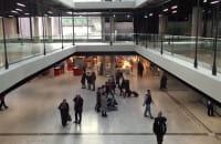 Nowy dworzec w Sopocie od środka