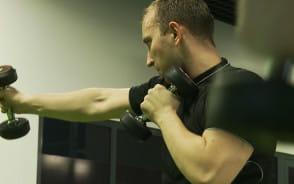 Trening obwodowy z mistrzem KSW