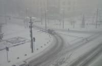 Ogromna śnieżyca w Gdyni!