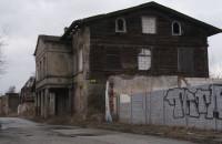 Sienna Grobla - zrujnowane domy sprzed wieków