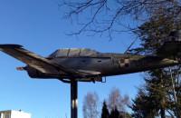 Samolot w Babich Dołach