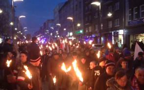 Marsz ku czci Żołnierzy Wyklętych w Gdyni