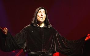 Gregorian - śpiewający mnisi w Ergo Arenie