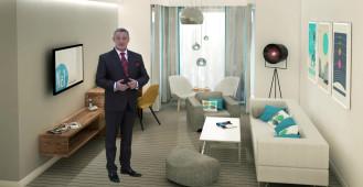 Wirtualna wycieczka po Aparthotelu Number One