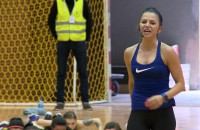 Trening z Anią Lewandowską