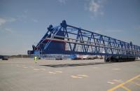 Pierwsze suwnice STS na nowe nabrzeże T2 już w DCT
